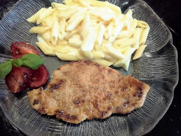 Schnelle Küche - Gorgonzola-Sauce
