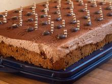 Kuchen: Tiramisu-Torte mit Amarenakirschen und Baileys - Rezept - Bild Nr. 1754