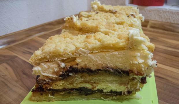 Kuchen: Friesentorte a la Foxy - Rezept - Bild Nr. 1755