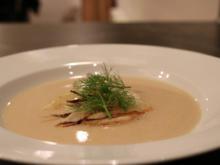 Apfel-Sellerie-Suppe mit geröstetem Fenchel - Rezept - Bild Nr. 2