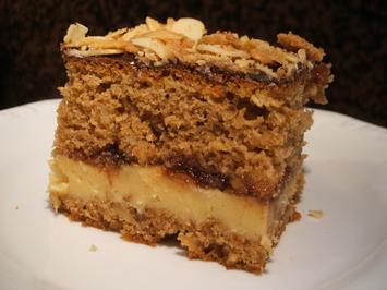 Rezept: Backen: Bailey´s-Kuchen, der Zweite