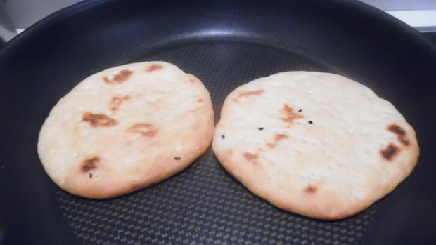 Griechisches Pita-Brot - Rezept - Bild Nr. 1730