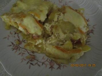 Kartoffel-Käse-Gratin - Rezept - Bild Nr. 1738