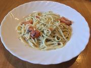 Camembert - Spaghetti - Rezept - Bild Nr. 1740