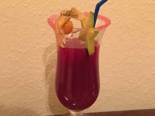 Kirsche-Minze-Rum-Cocktail - Rezept - Bild Nr. 2