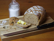 Dinkel-Roggen-Brot mit Leinsamen & Amaranth - Rezept - Bild Nr. 1808