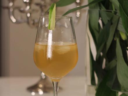 Lime Ginger - Rezept - Bild Nr. 2