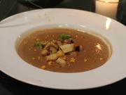 Maronensuppe mit Einlage - Rezept - Bild Nr. 2