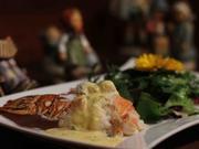 New England Lobster Tail mit Tartar Soße, Rucolasalat und Cranberries - Rezept - Bild Nr. 2