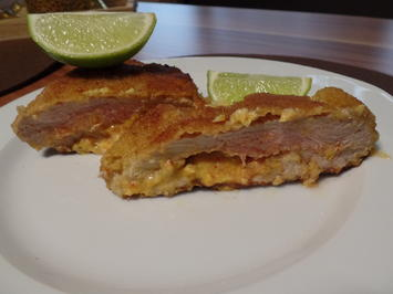 Rezept: Cordon bleu Mexiko