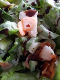 Kleiner Salat mit frischem Chicoree - Rezept - Bild Nr. 6