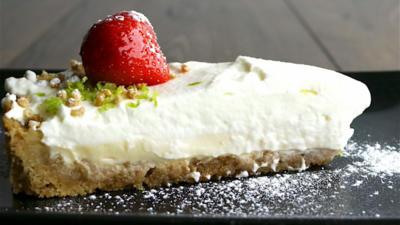 Rezept: Frischer Limetten-Cheesecake