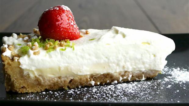 Frischer Limetten-Cheesecake - Rezept - Bild Nr. 2