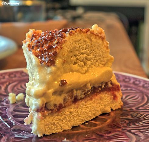 Bienenstich Torte Rezept