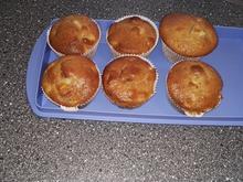 Fluffige, oberleckere vegane Muffins - Rezept - Bild Nr. 2