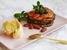 Low Carb Banana Pancakes - Rezept - Bild Nr. 1908