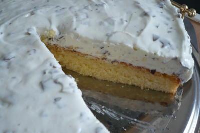 Rezept: Schokokuss - Torte