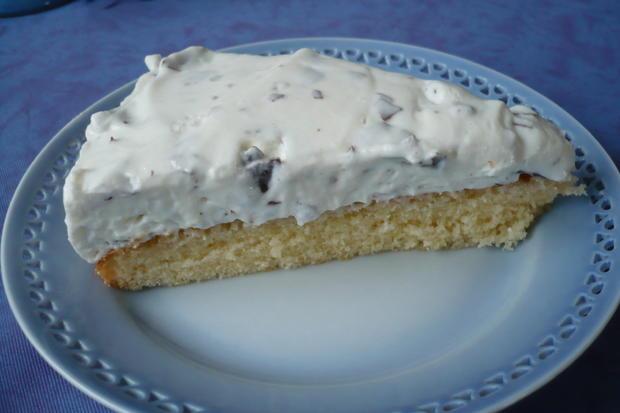 Schokokuss - Torte - Rezept - Bild Nr. 1926