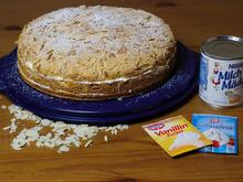 Saftige Milchmädchen-Sahne-Torte - Rezept - Bild Nr. 1956