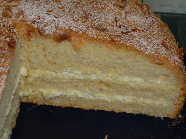 Saftige Milchmadchen Sahne Torte Rezept Kochbar De