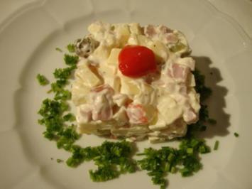 Käse Salat - Rezept - Bild Nr. 1940
