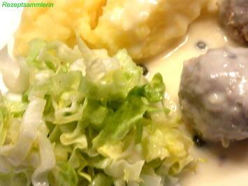 Salatbar:   ENDIVIEN ~ SALAT  (ESCARIOL) - Rezept - Bild Nr. 1940