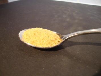 Rezept: Orangensalz