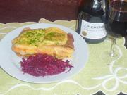 Toast mit Cervelat-Tomaten und Käse - Rezept - Bild Nr. 1960
