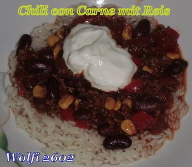 (Rind) Chili con Carne Zauberhaft - Rezept - Bild Nr. 3