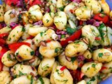 Gnocchi-Tomaten-Salat  - Rezept - Bild Nr. 2021
