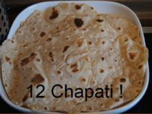 Chapati backen - Rezept - Bild Nr. 2043