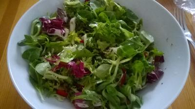 Grüner Salat (vegan) - Rezept - Bild Nr. 2059