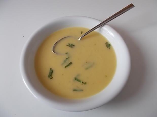Zucchini-Suppe - Rezept - Bild Nr. 2