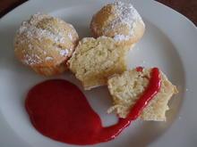Mini-Muffins mit Erdbeersoße - Rezept - Bild Nr. 2084