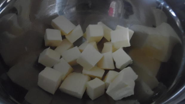 Naked Cake mit Mango-Mascarpone-Creme - Rezept - Bild Nr. 2117