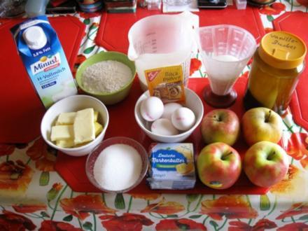 Apfel Streusel Kuchen - Rezept - Bild Nr. 2101