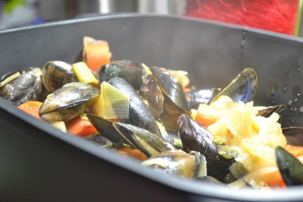 Fisch / Meeresfrüchte = Miesmuscheln heute mal anders eben à la Biggi - Rezept - Bild Nr. 10