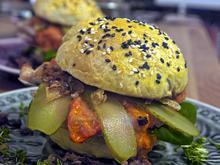 Hähnchen-Burger - Rezept - Bild Nr. 2