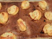 Cashew-Blätterteig-Schnecken (vegan) - Rezept - Bild Nr. 2