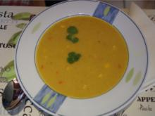 Curry-Kartoffel-Mais-Suppe - Rezept - Bild Nr. 2167