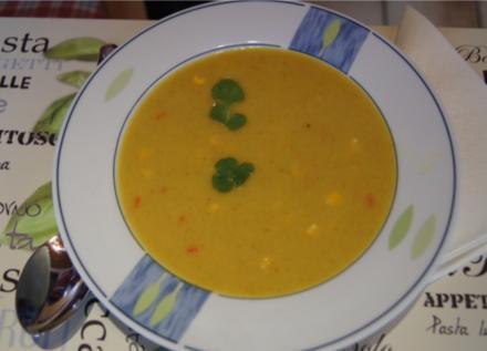 Curry-Kartoffel-Mais-Suppe - Rezept - Bild Nr. 2167