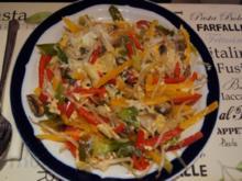 Buntes Gemüse Omelett - Rezept - Bild Nr. 2176