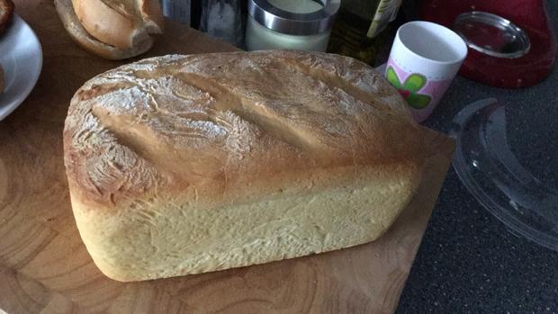 Kastenweißbrot hervorragend für Sandwiches - Rezept - Bild Nr. 2