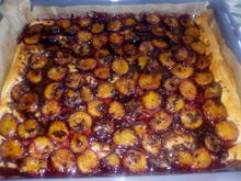 Pflaumen-Kuchen (vegan) - Rezept - Bild Nr. 2167