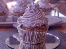 Heidelbeer-Cupcakes - Rezept - Bild Nr. 2167