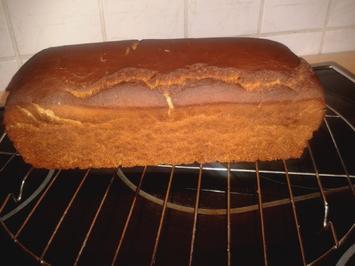 Gluten reduziertes Brot - Rezept - Bild Nr. 2190