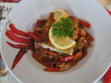 Schlemmer-Filet auf Wokgemüse - Rezept - Bild Nr. 2216