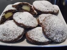 Schoko-Taler mit Pudding-Füllung - Rezept - Bild Nr. 2201