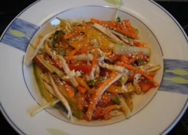 Chinesischer Salat - Rezept - Bild Nr. 2201