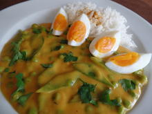 Eier in Currysauce - Rezept - Bild Nr. 2